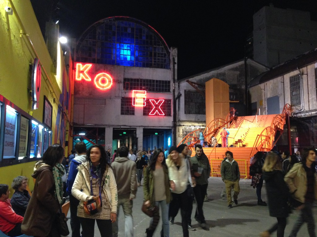 Cosa vedere a Buenos Aires - Un concerto de la bomba de tiempo  al Konex