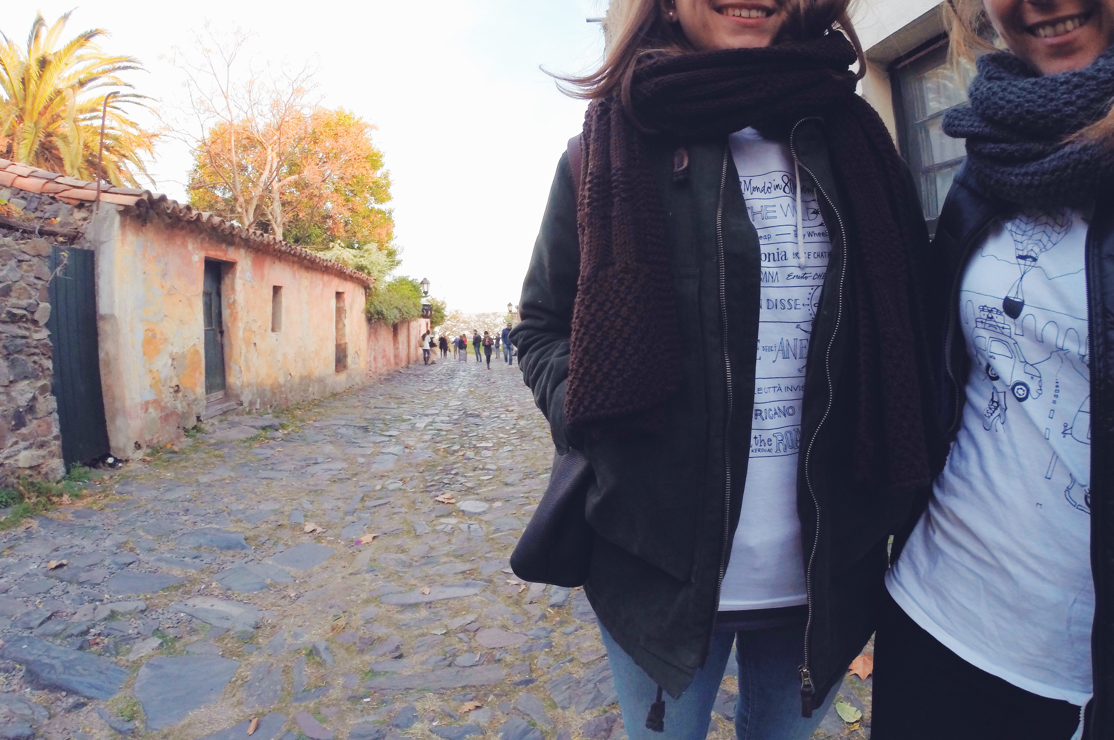 Sorelle, sorrisi e Ink Your Travel