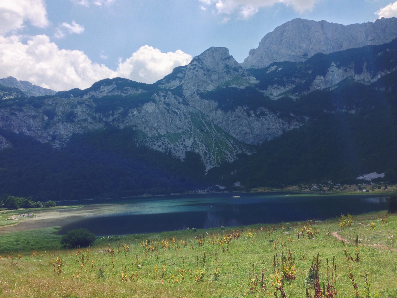 Lago Bosnia-Montenegro
