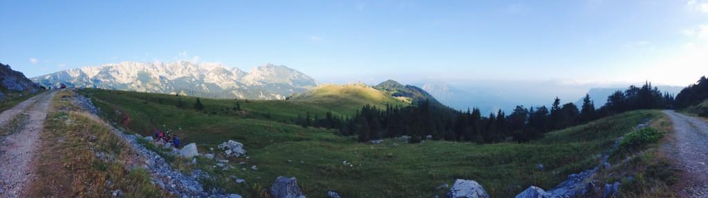 Montagne della Bosnia