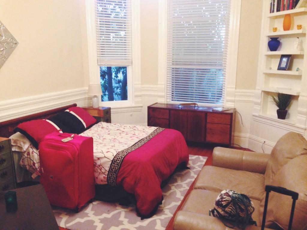 La mia stanza a San Francisco