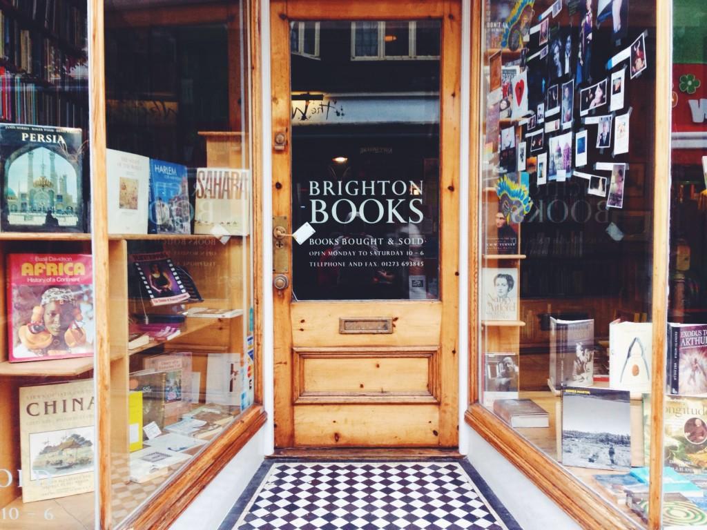 Brighton Books - un posto speciale