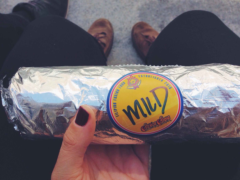 Il burrito più buono della terra- il food truck del Senor Sisig a San Francisco