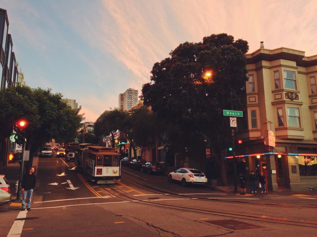 Il cable car di San Francisco