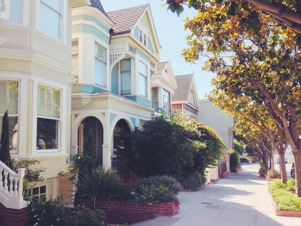 Passeggiare a san Francisco