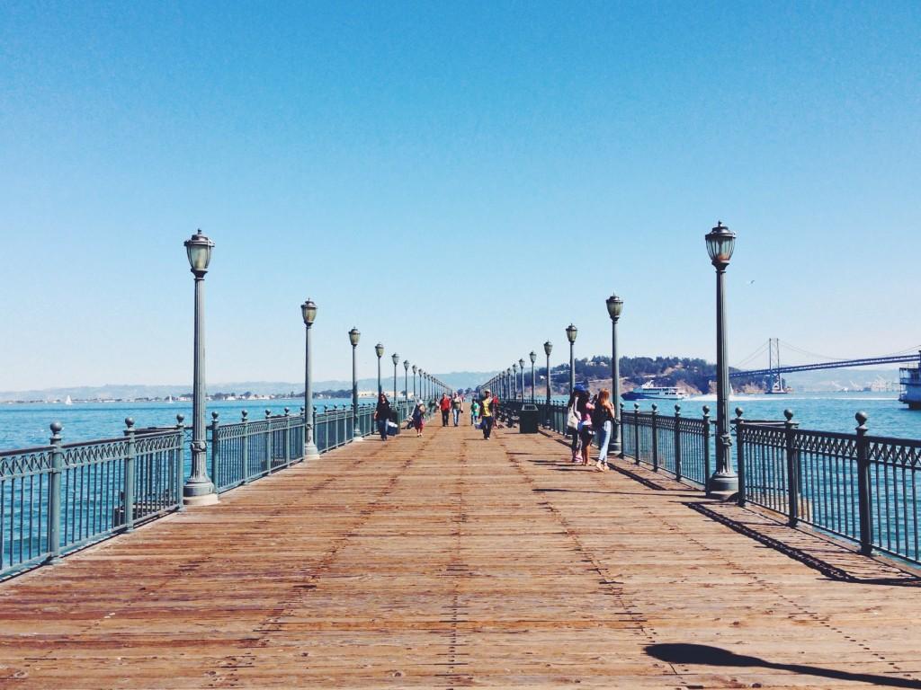 Pier a San Francisco