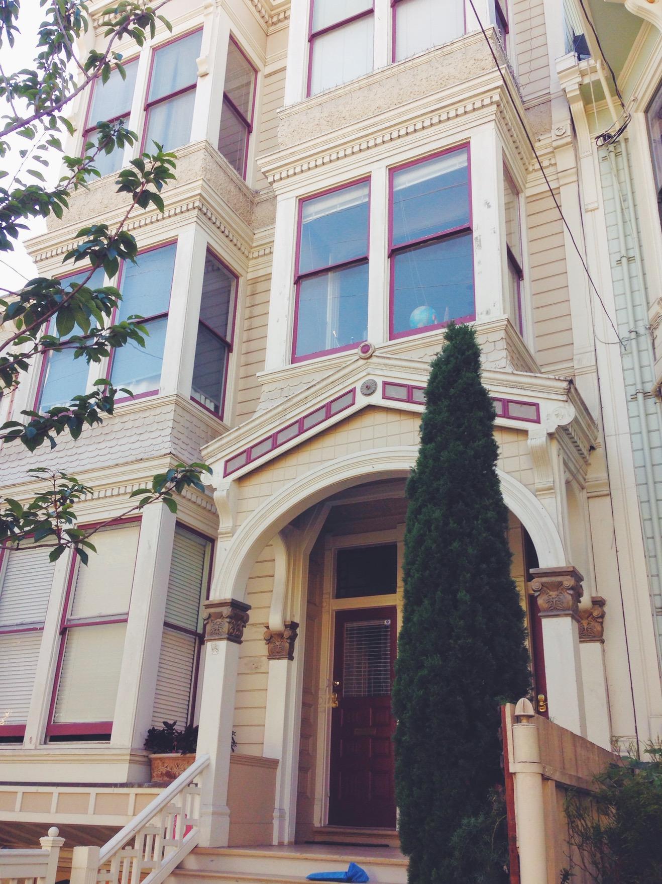 la mia casa a San Francisco