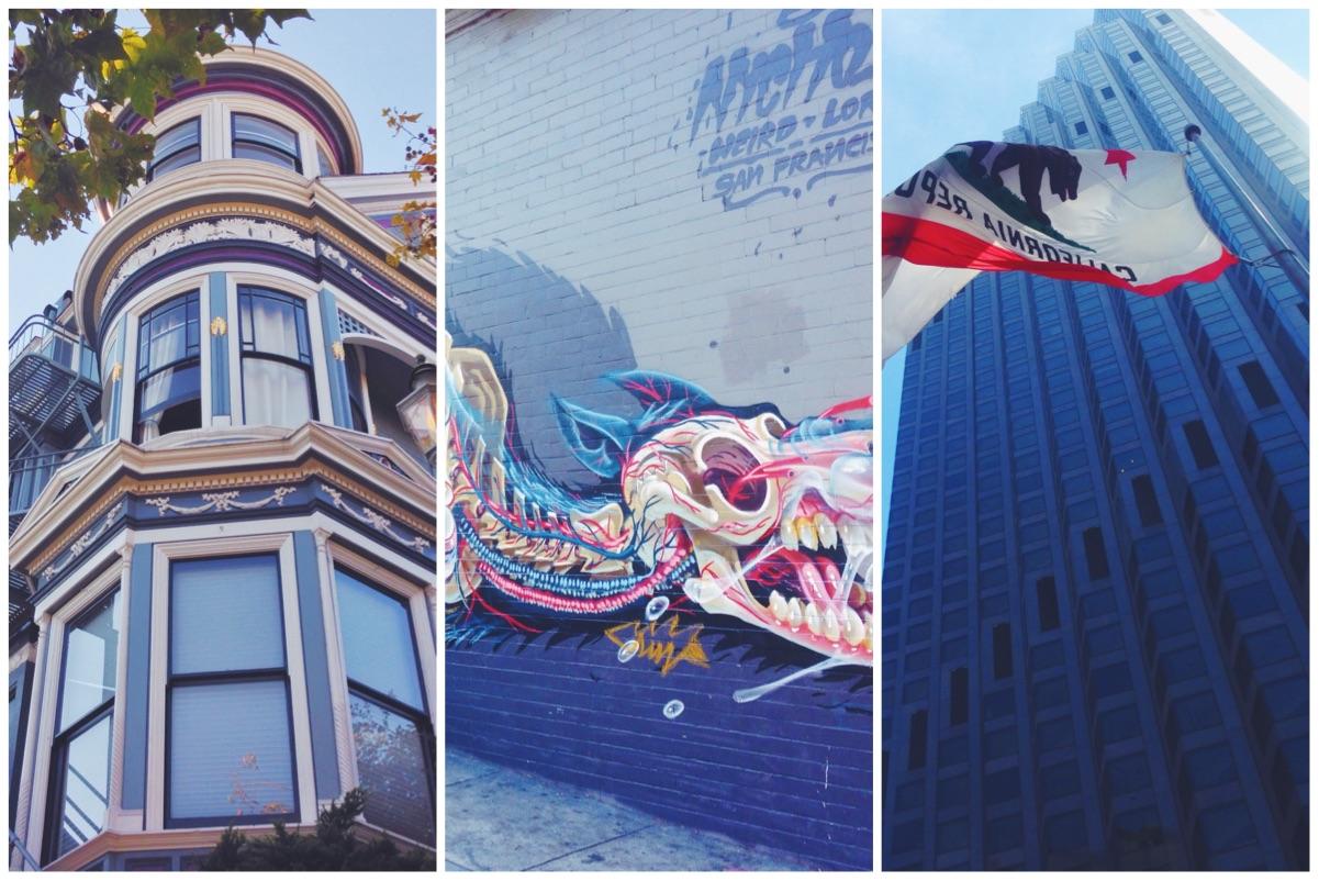 I quartieri di San Francisco