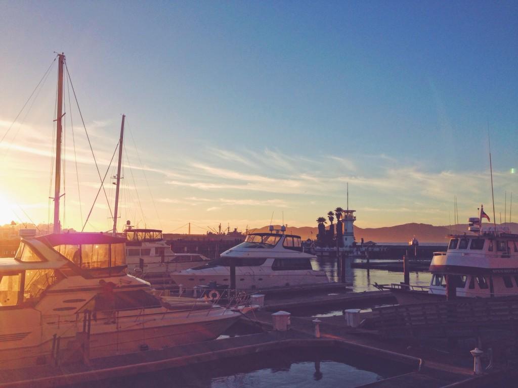 Il Pier 39 di San Francisco