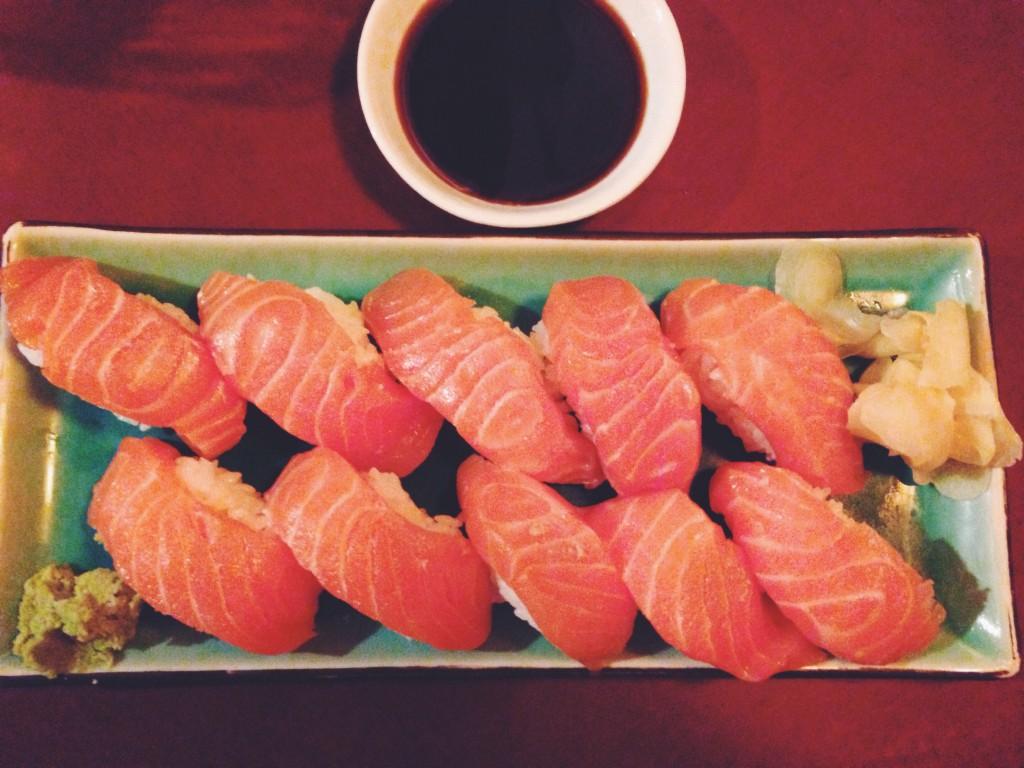 Il più buon sushi di San Francisco