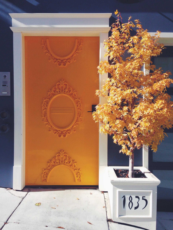 L'autunno a San Francisco