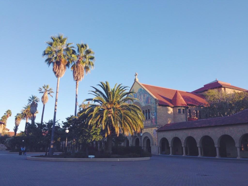 Main Quad, Stanford