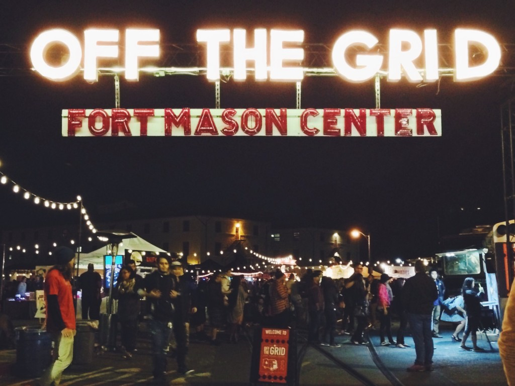 Off The Grid - Fort Mason