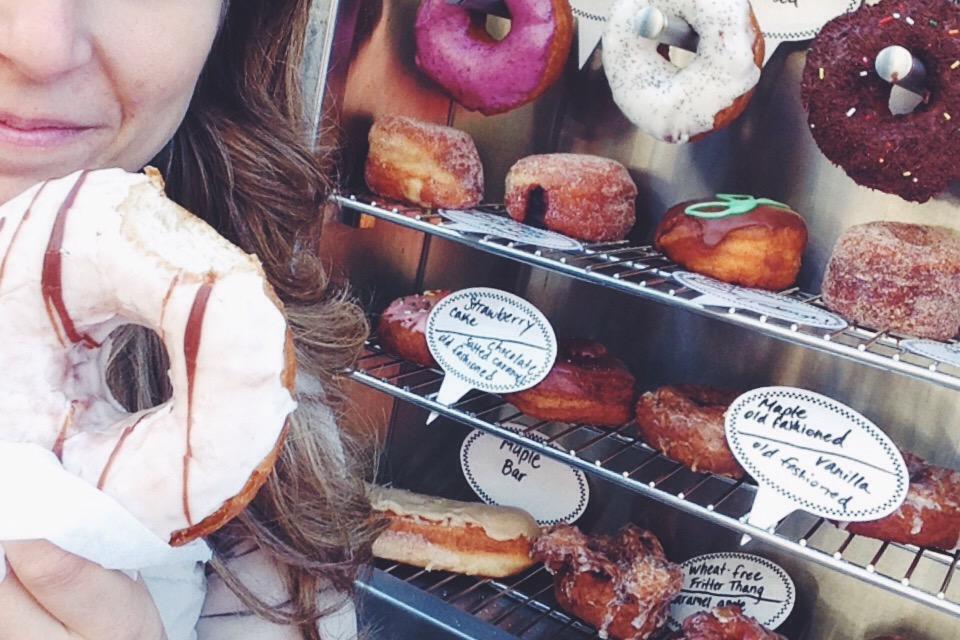 Le donut vere americane, le più buone del mondo