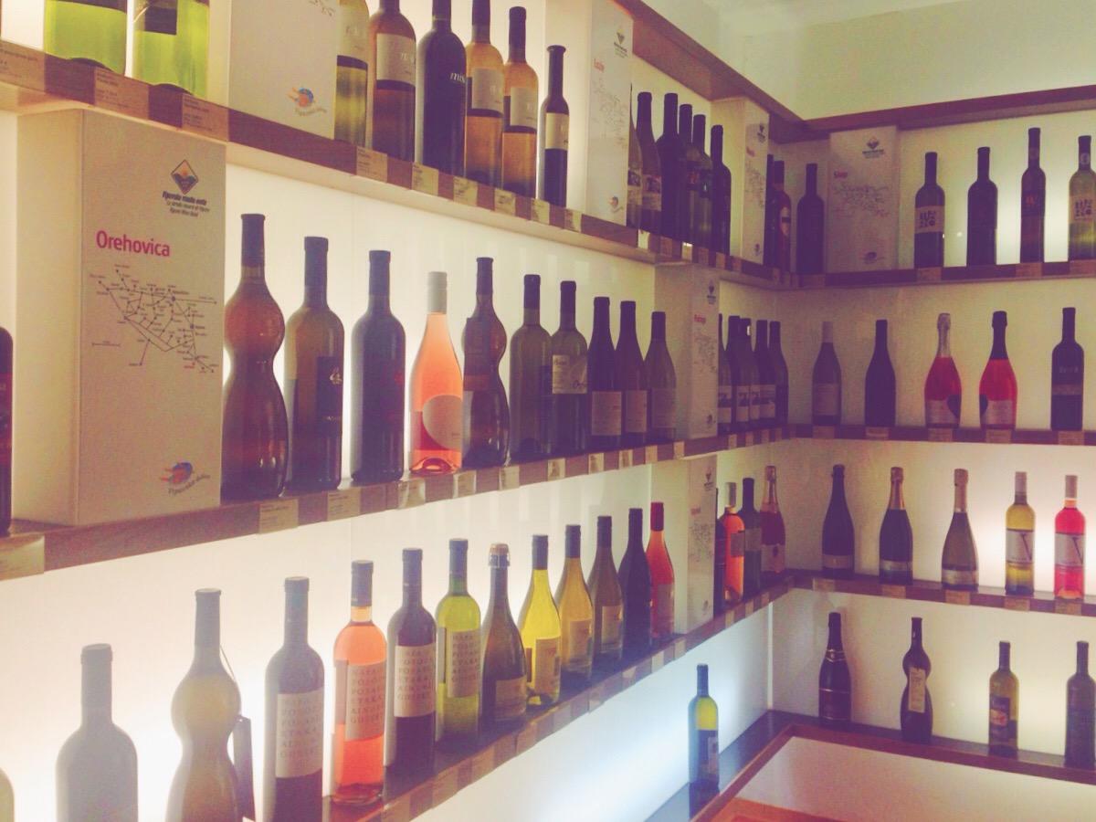 Cantine e vini tipici sloveni