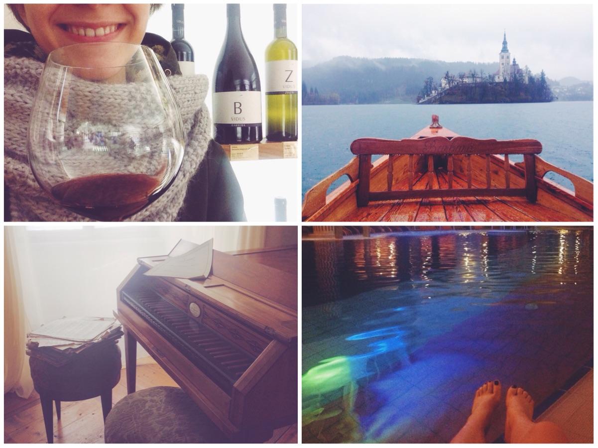 ancora una volta viaggiare si è rivelata la scelta migliore. Provo a riassumervi questa terra in poche parole: cibo, vino, cultura e TANTO VERDE. Abbiamo visto così tante cose della Slovenia in 4 giorni che mi sembra di esserci stata almeno un mese.