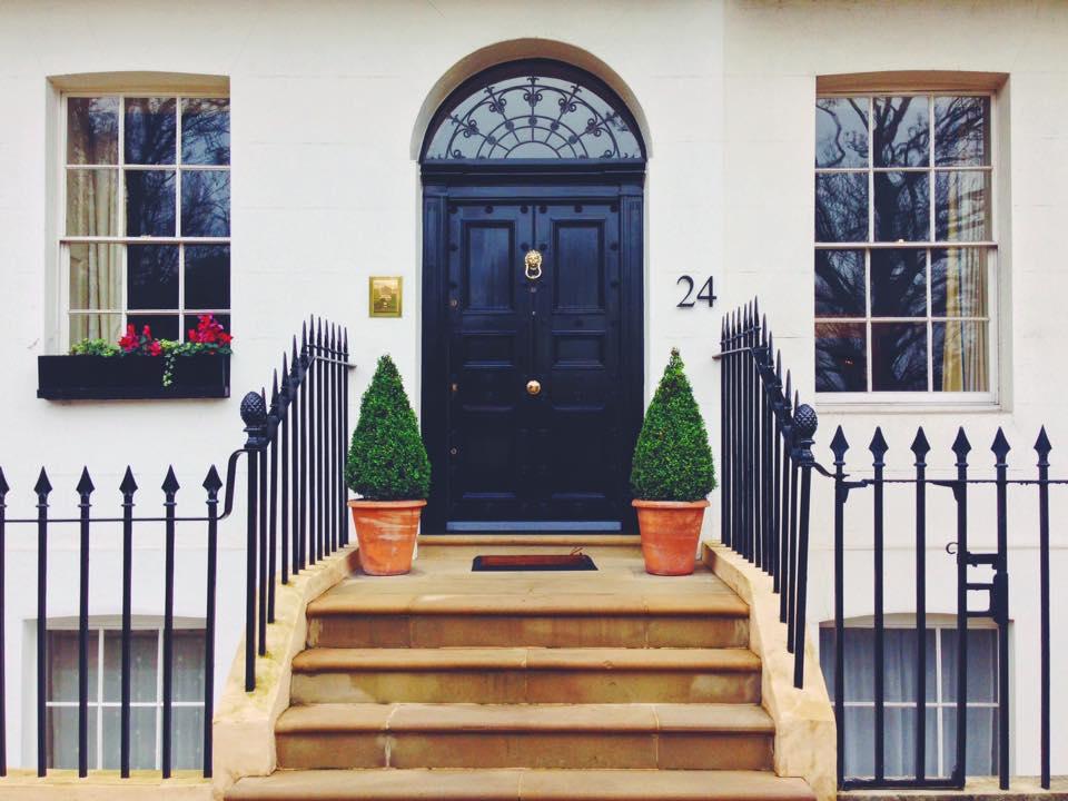 Londra a dicembre