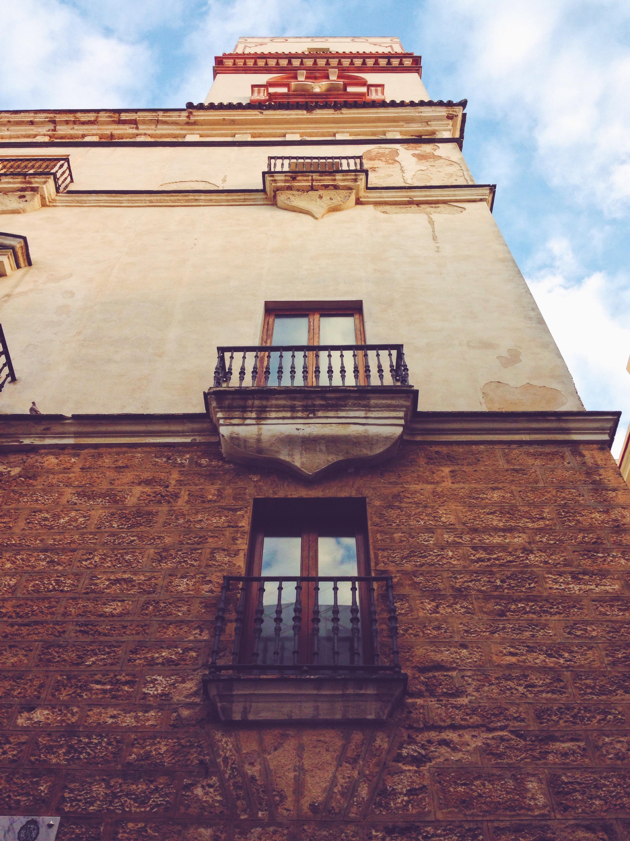 Torre Tavira di Cadiz