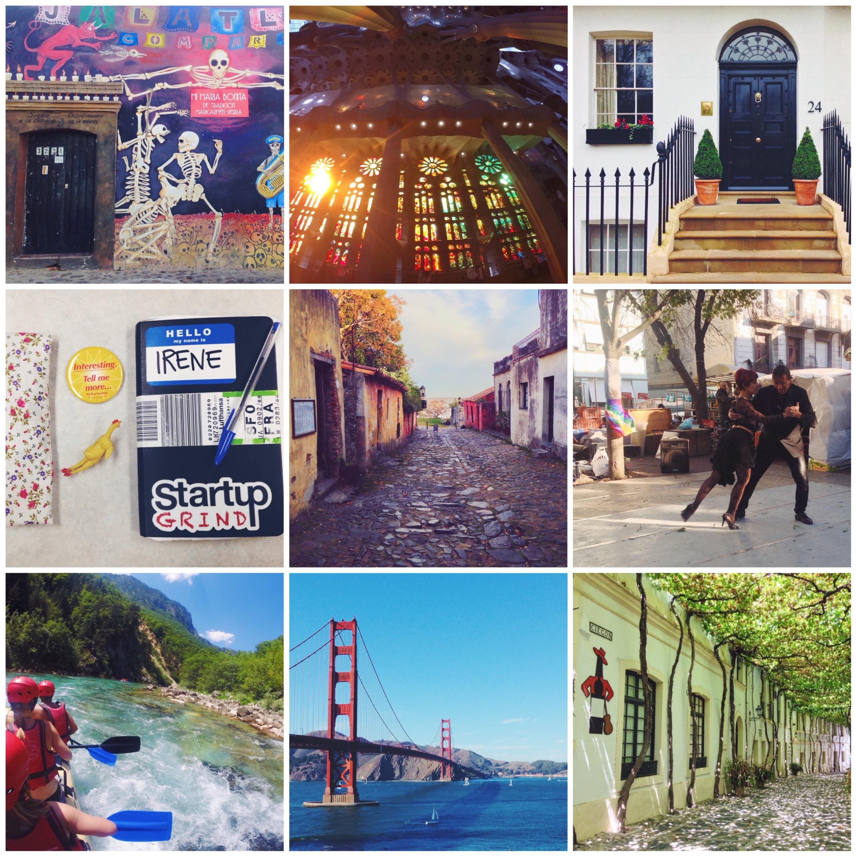 Un anno di viaggi - Viachesiva
