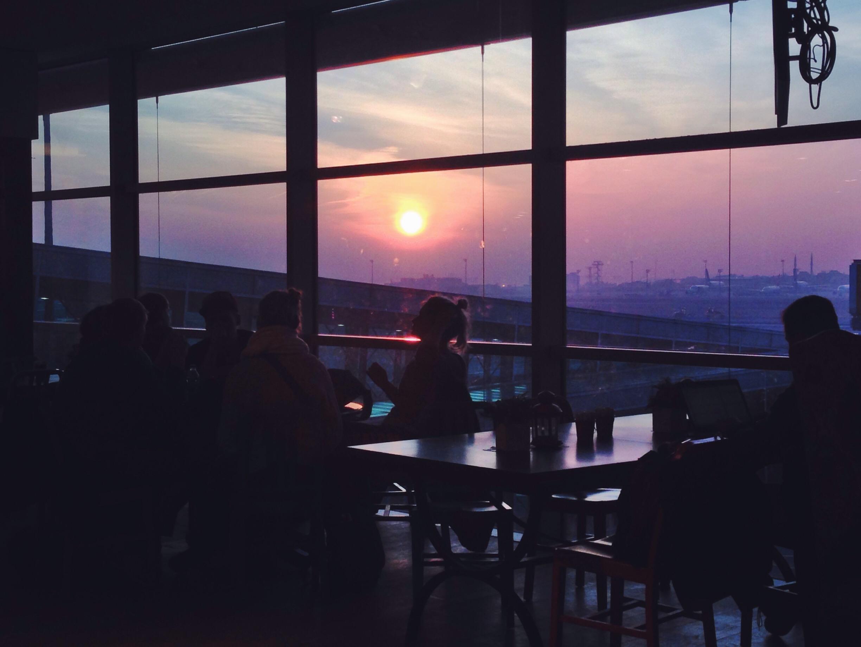 Uno scalo lunghissimo - 15 ore - all'aeroporto di Istanbul