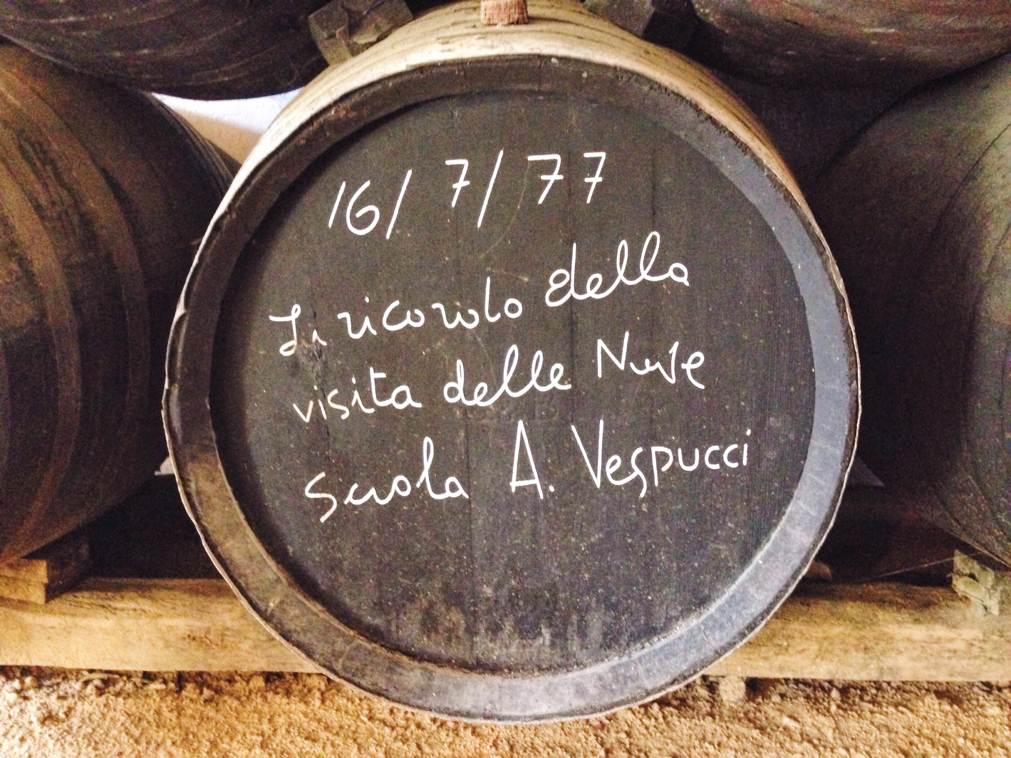 Una gita, di quasi trent'anni fa, impressa nel vino di Jerez