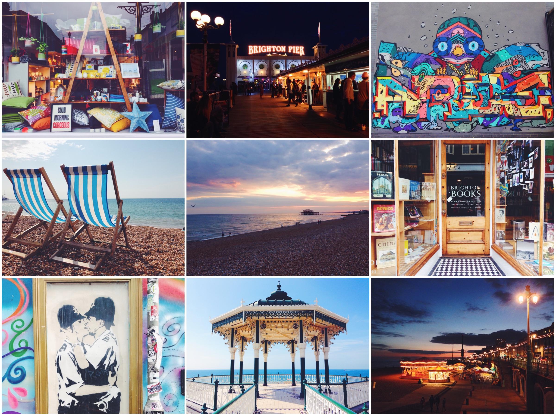 Cosa fare e vedere a Brighton in un giorno - un itinerario a piedi