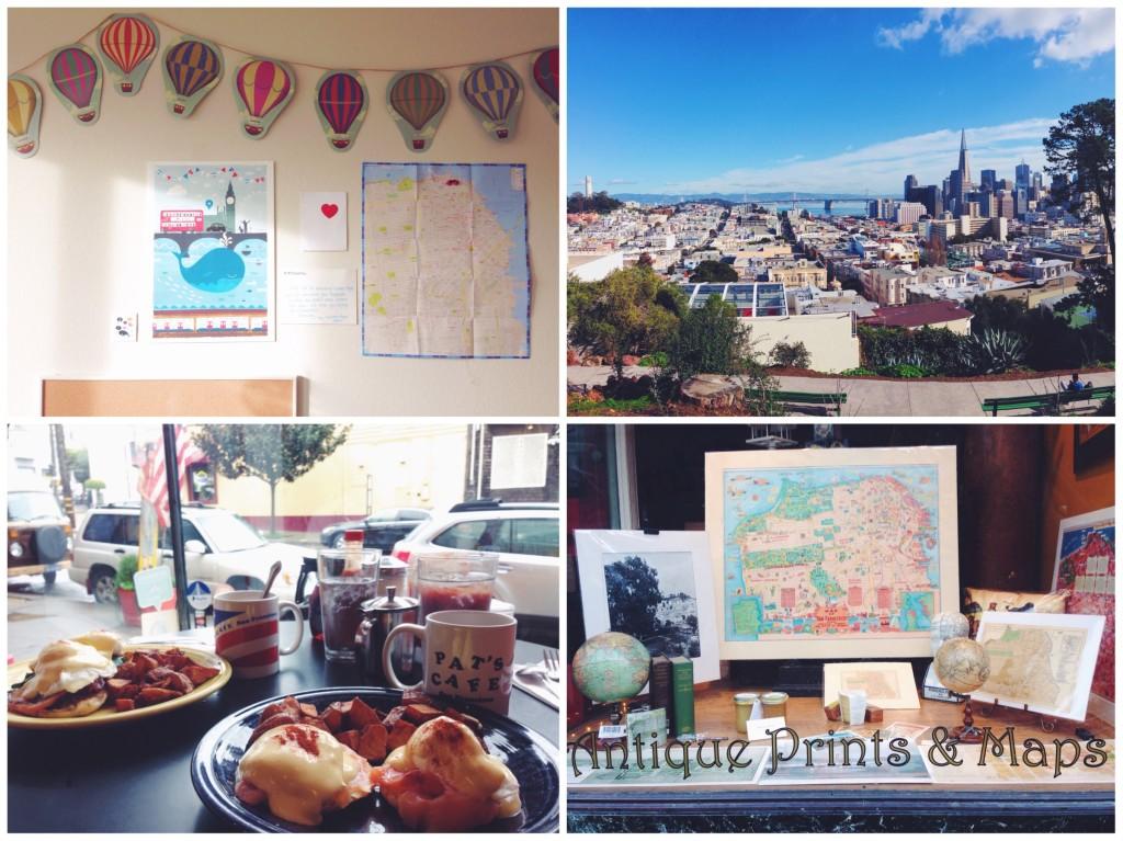 Dispacci da San Francisco #9: lasciare casa per tornare a casa