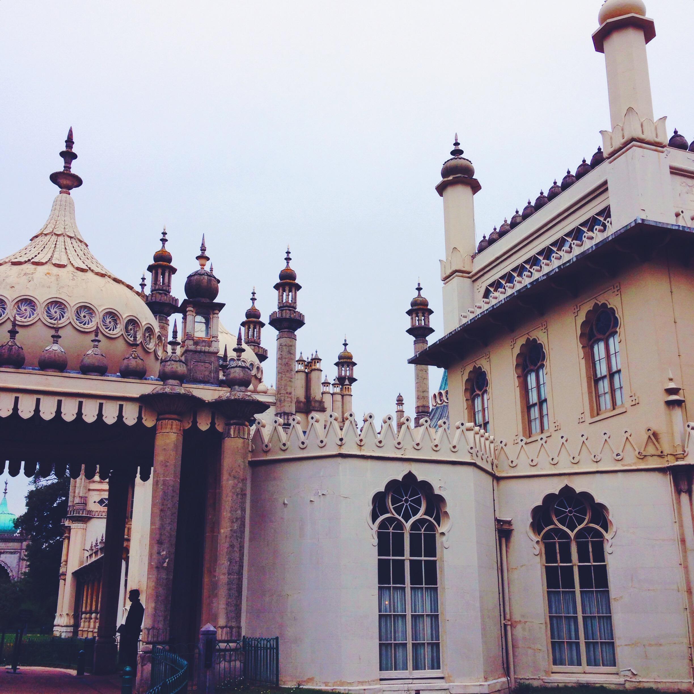 Il Royal Pavilion di Brighton