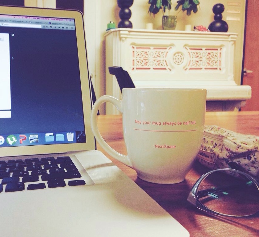 May your mug always be half full - Il mio coworking a San Francisco
