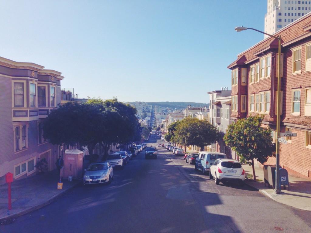 Passeggiando a San Francisco