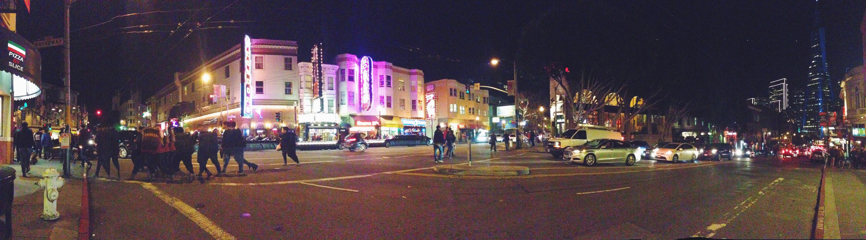 Distretto a Luci rosse di San Francisco