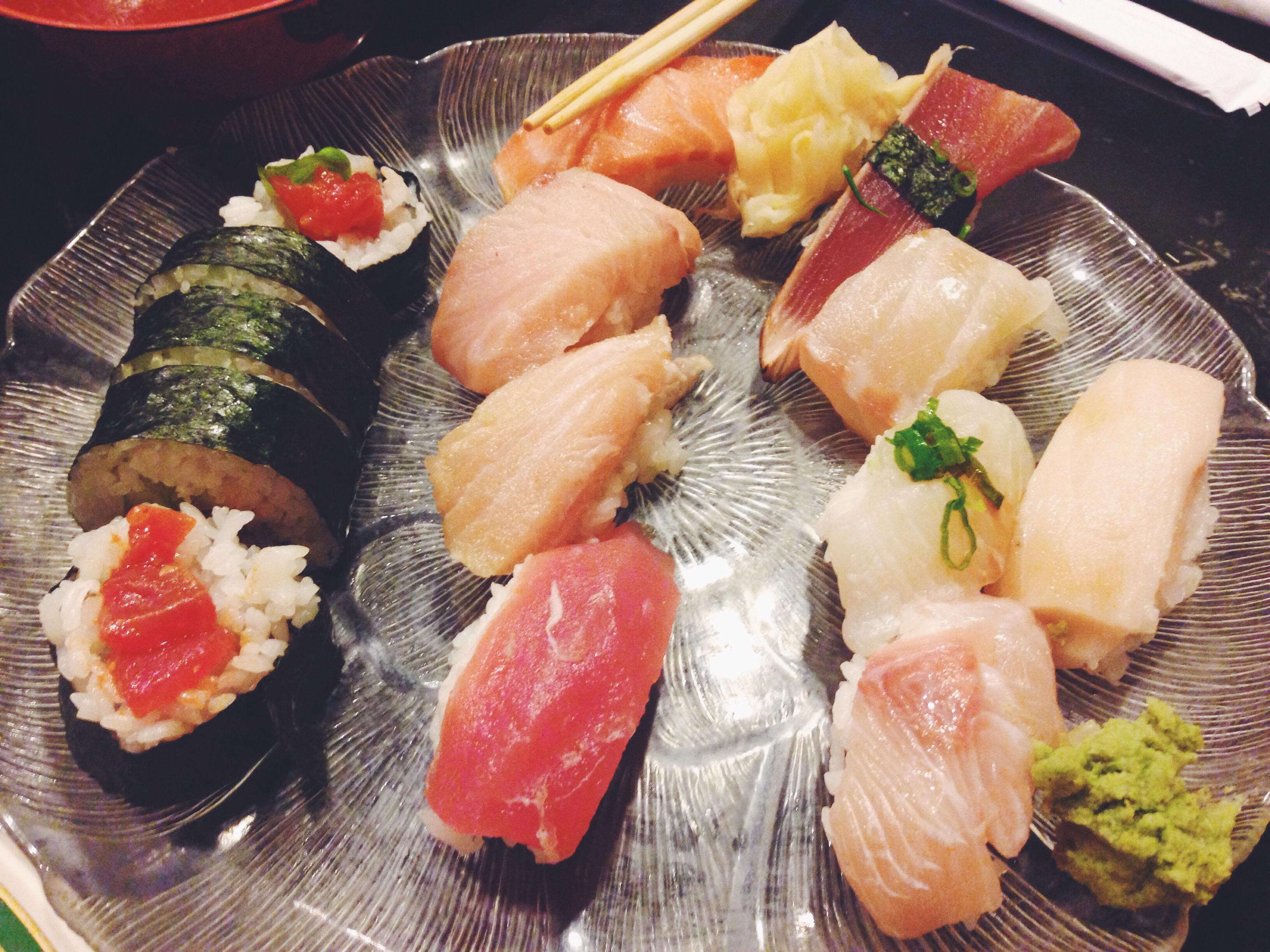 Il sushi migliore di San Francisco, Sushi on north beach