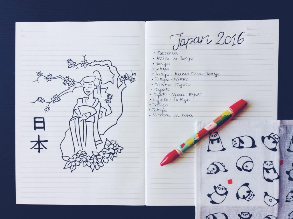 Itinerario per un viaggio in Giappone di due settimane