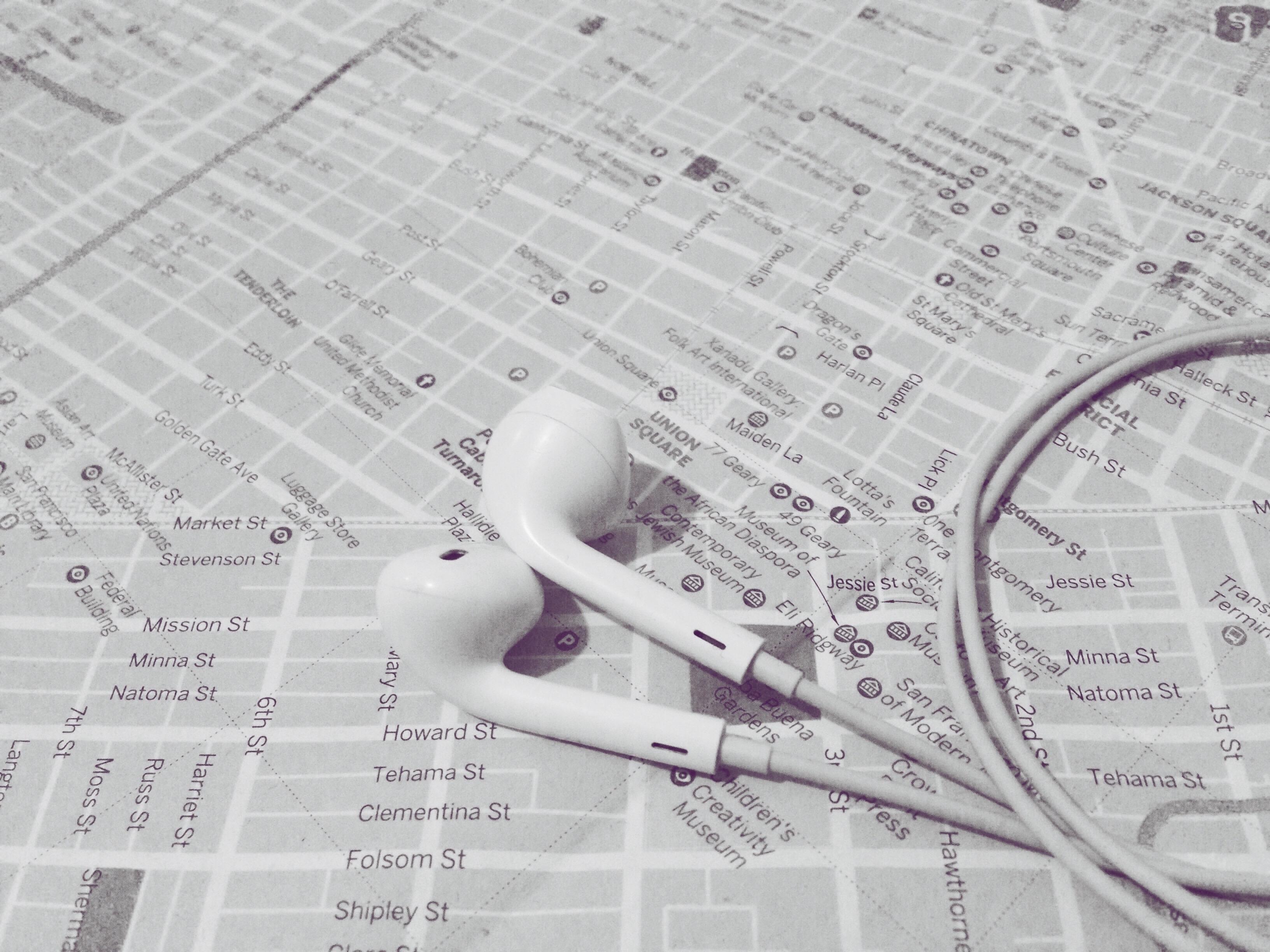 La mia colonna sonora a San Francisco