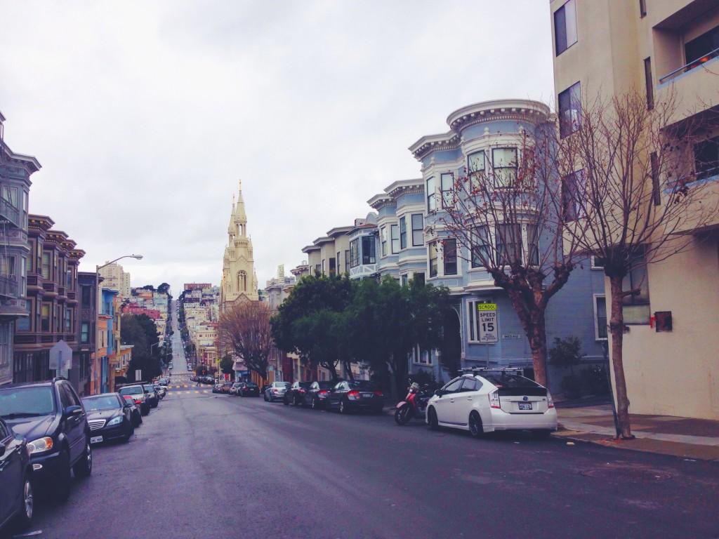 Le discese di San Francisco