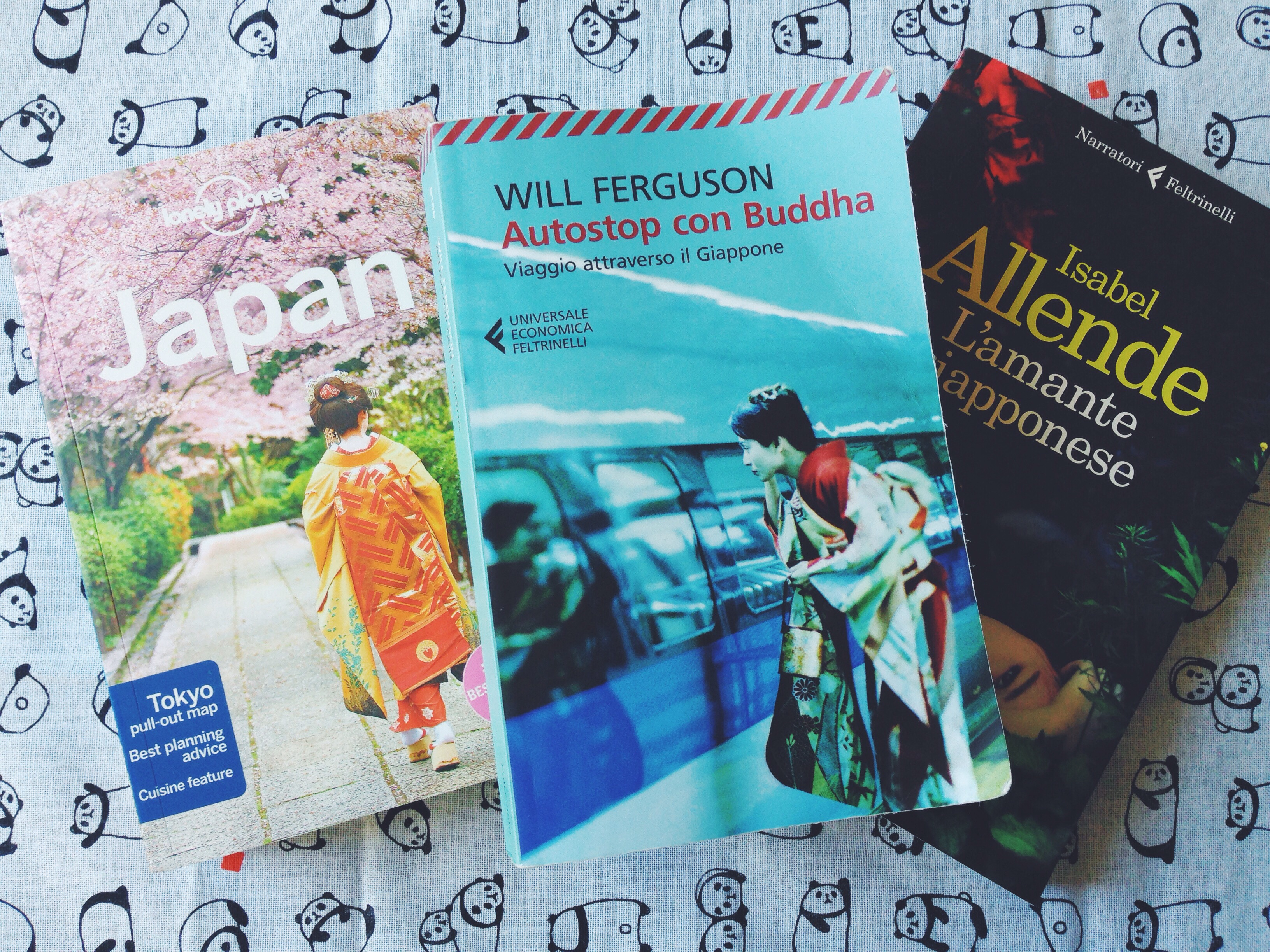Libri e letture sul Giappone