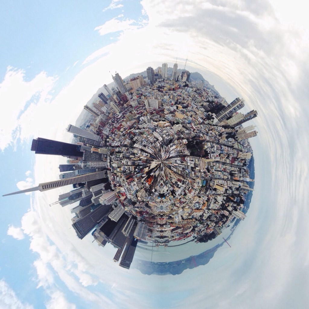 L'ombelico del mondo è San Francisco