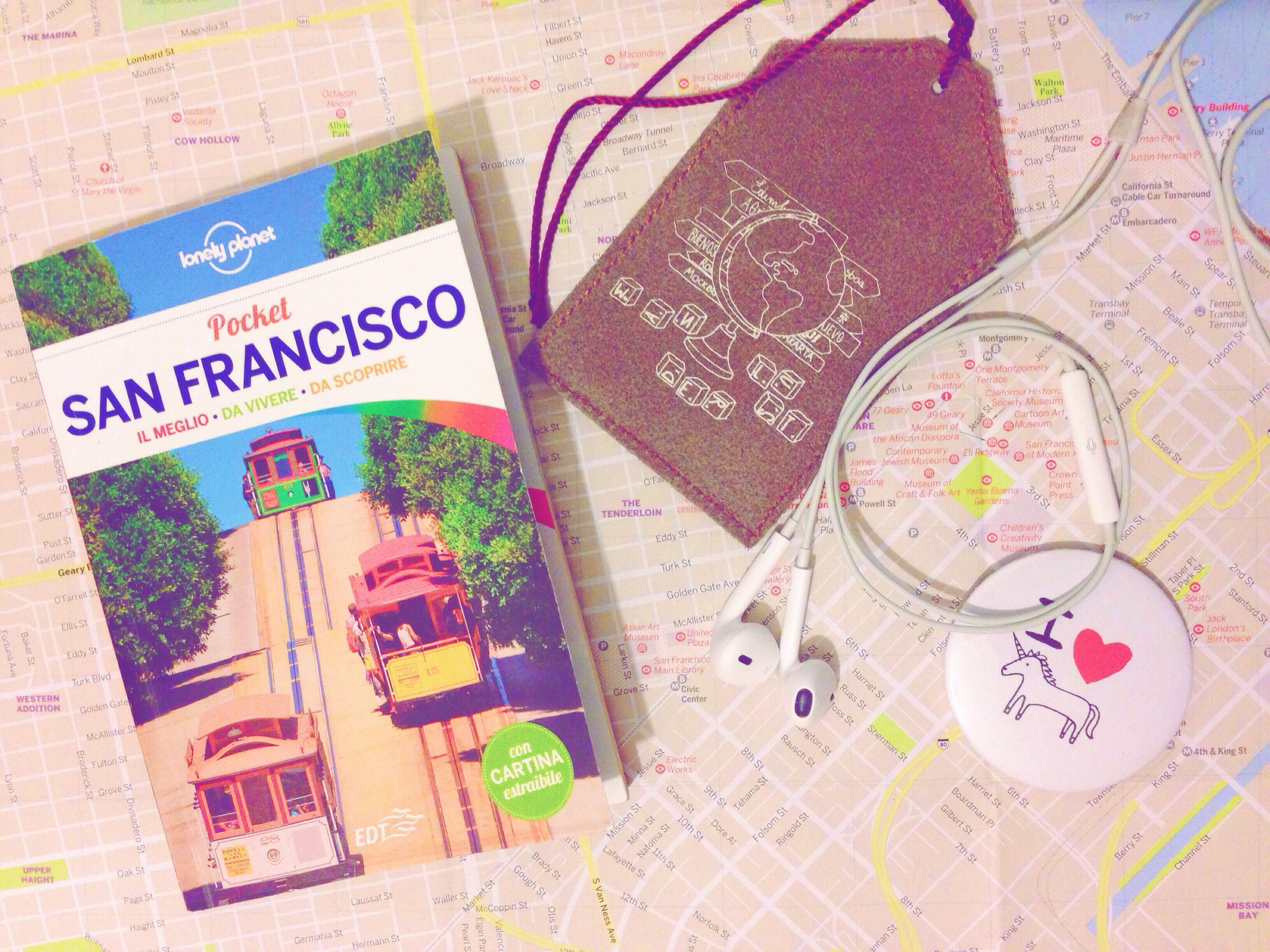 Musica da viaggio - Le mie canzoni su San Francisco