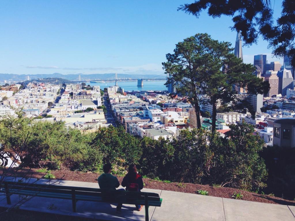 Parco Ina Coolbrith San Francisco