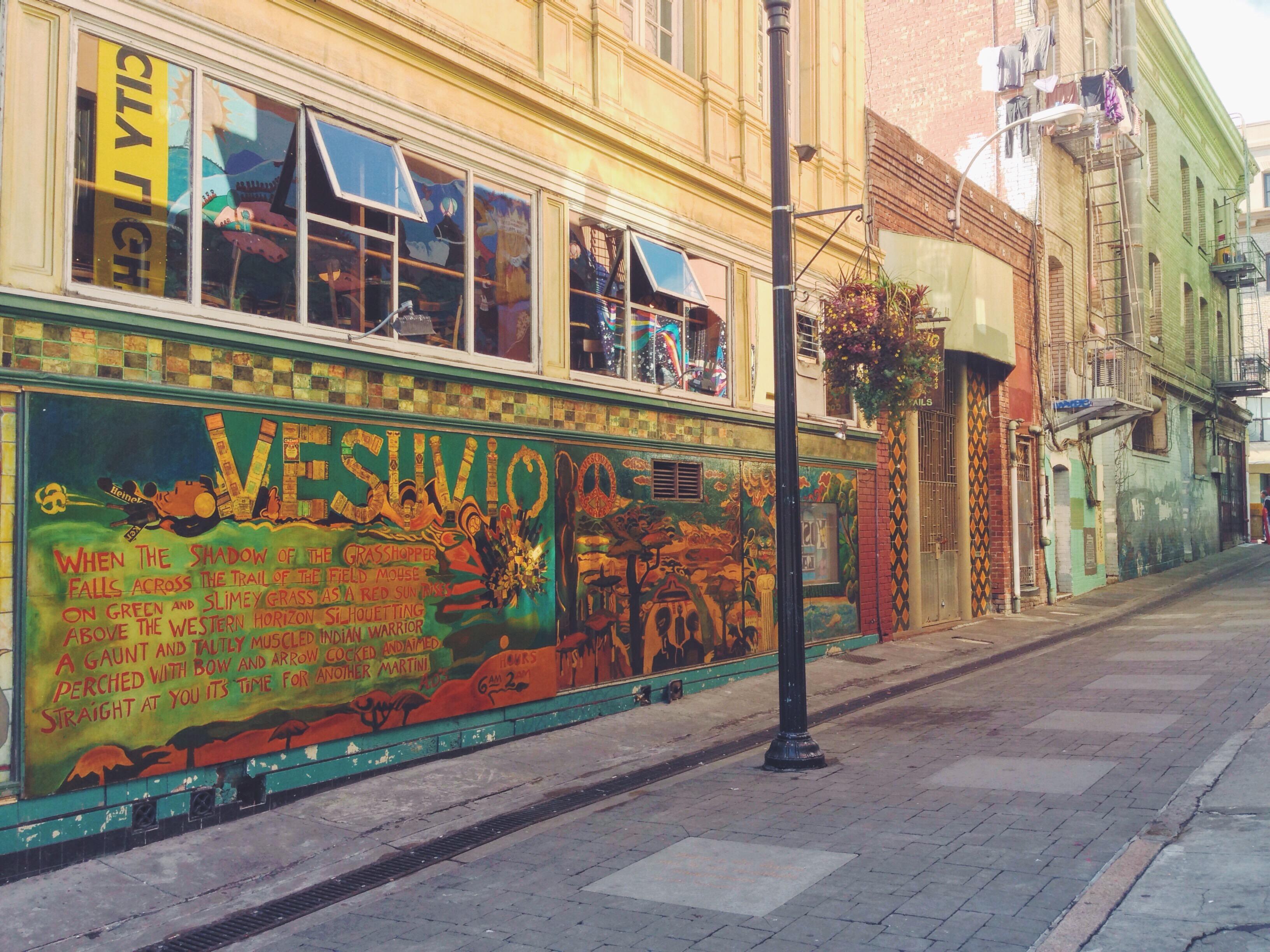 Quartiere italiano a San Francisco