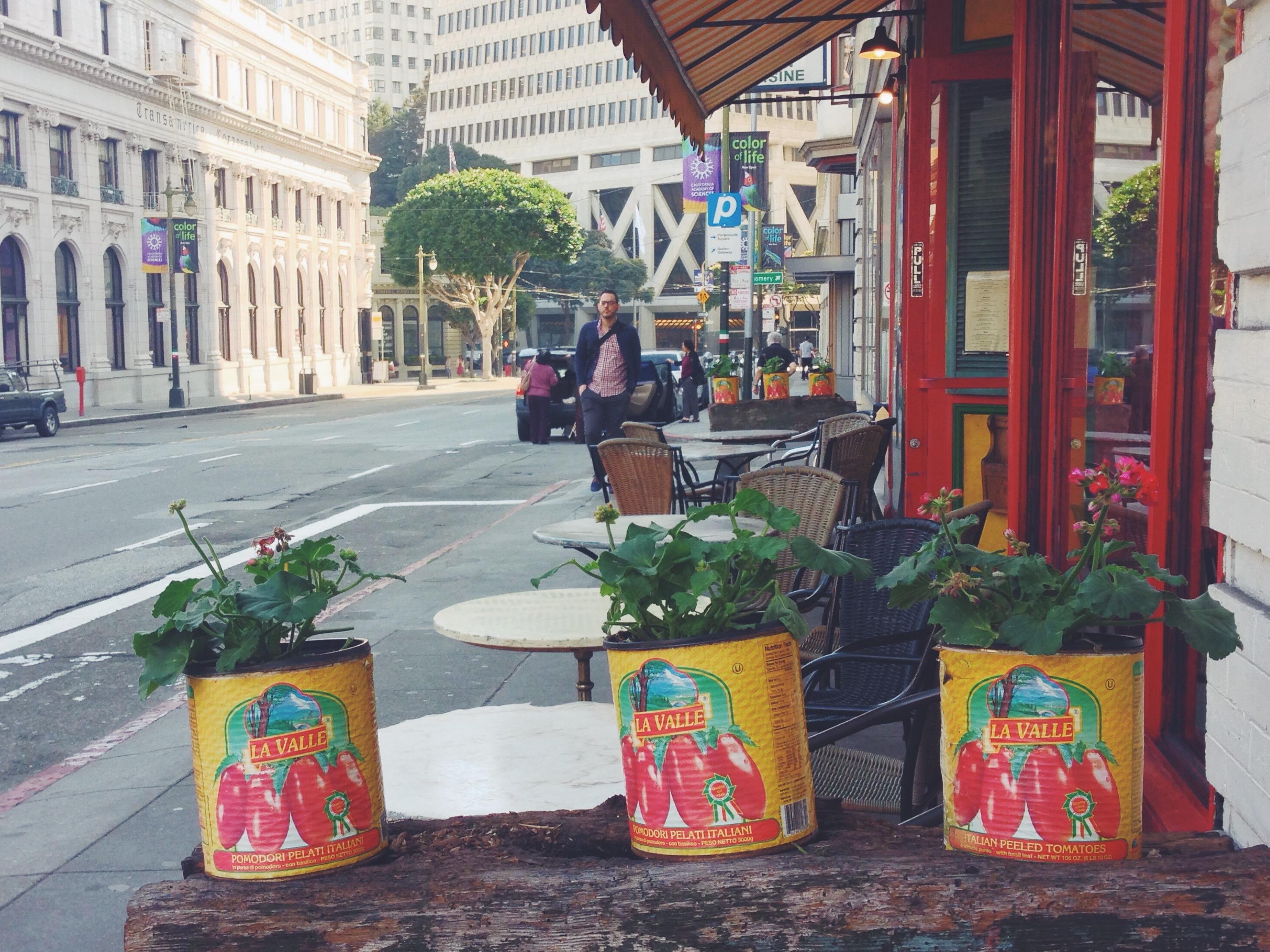 Quartiere italiano a San Francisco2