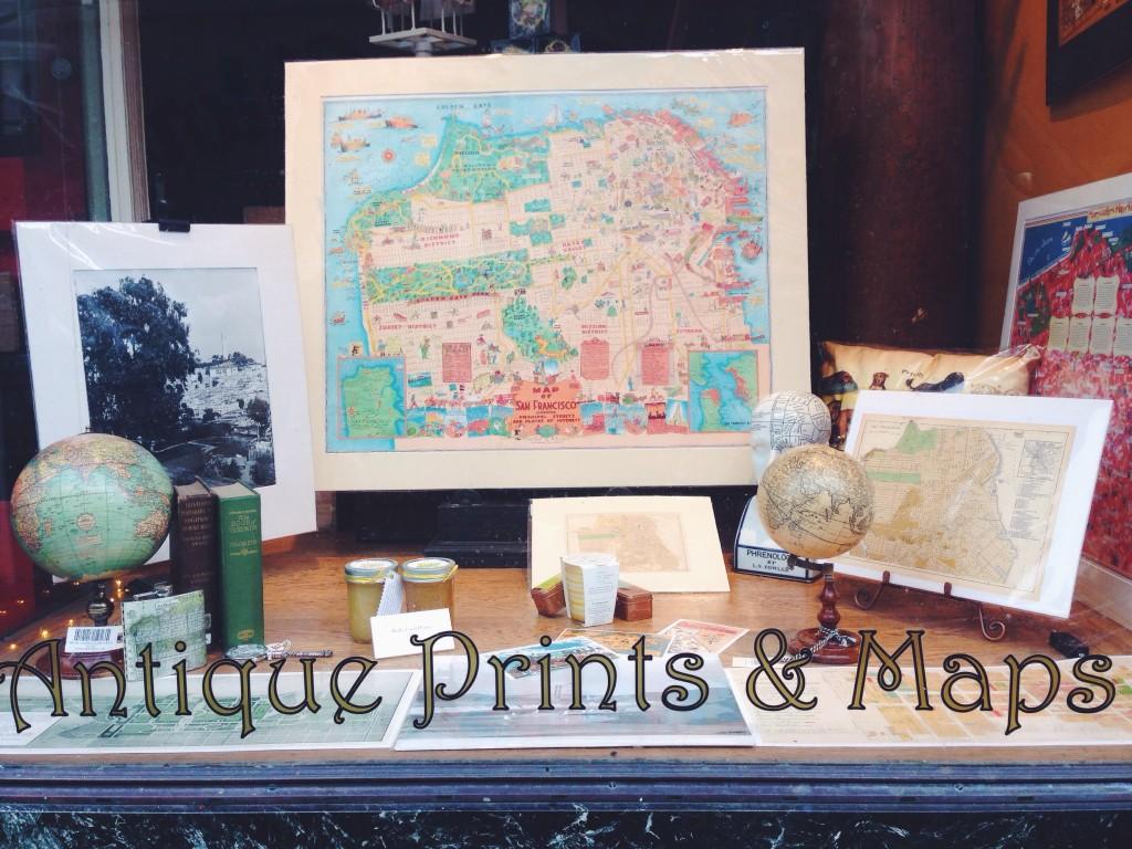 Schein & Schein - Stampe e mappe antiche di San Francisco