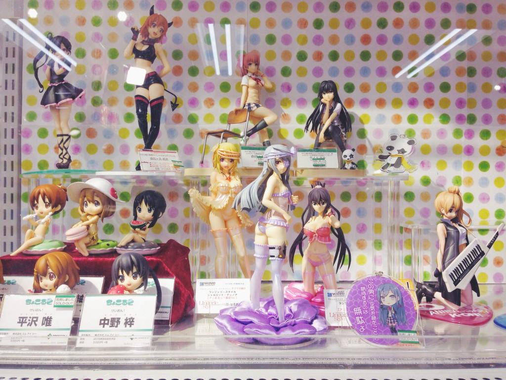 Akihabara e i suoi manga, anime, cosplayer