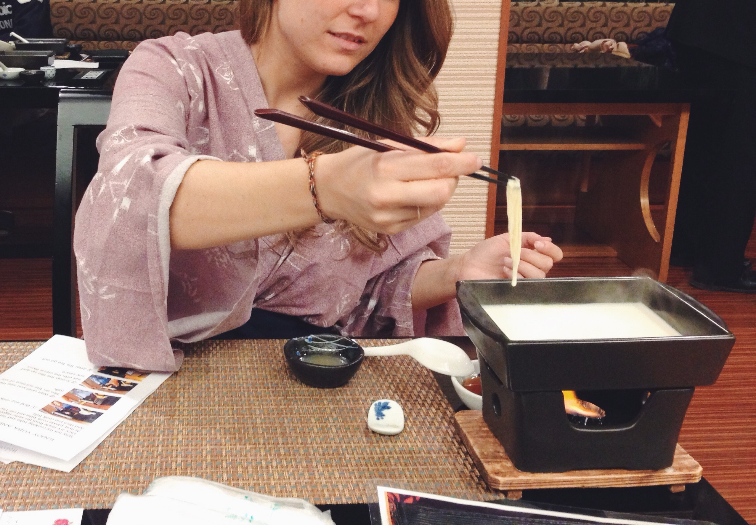 Cena Kaiseki al ryokan di Nikko