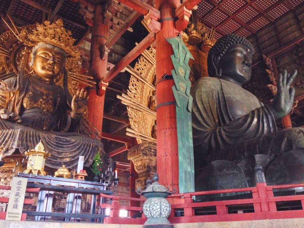 Il Buddha gigante di Nara