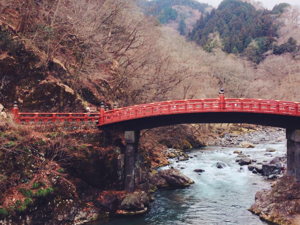 Il Ponte sacro Shin-Kyo