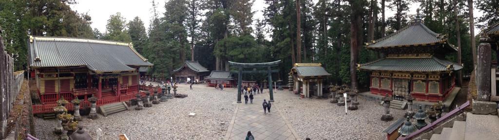 Il Santuario Tonsho-gu di Nikko