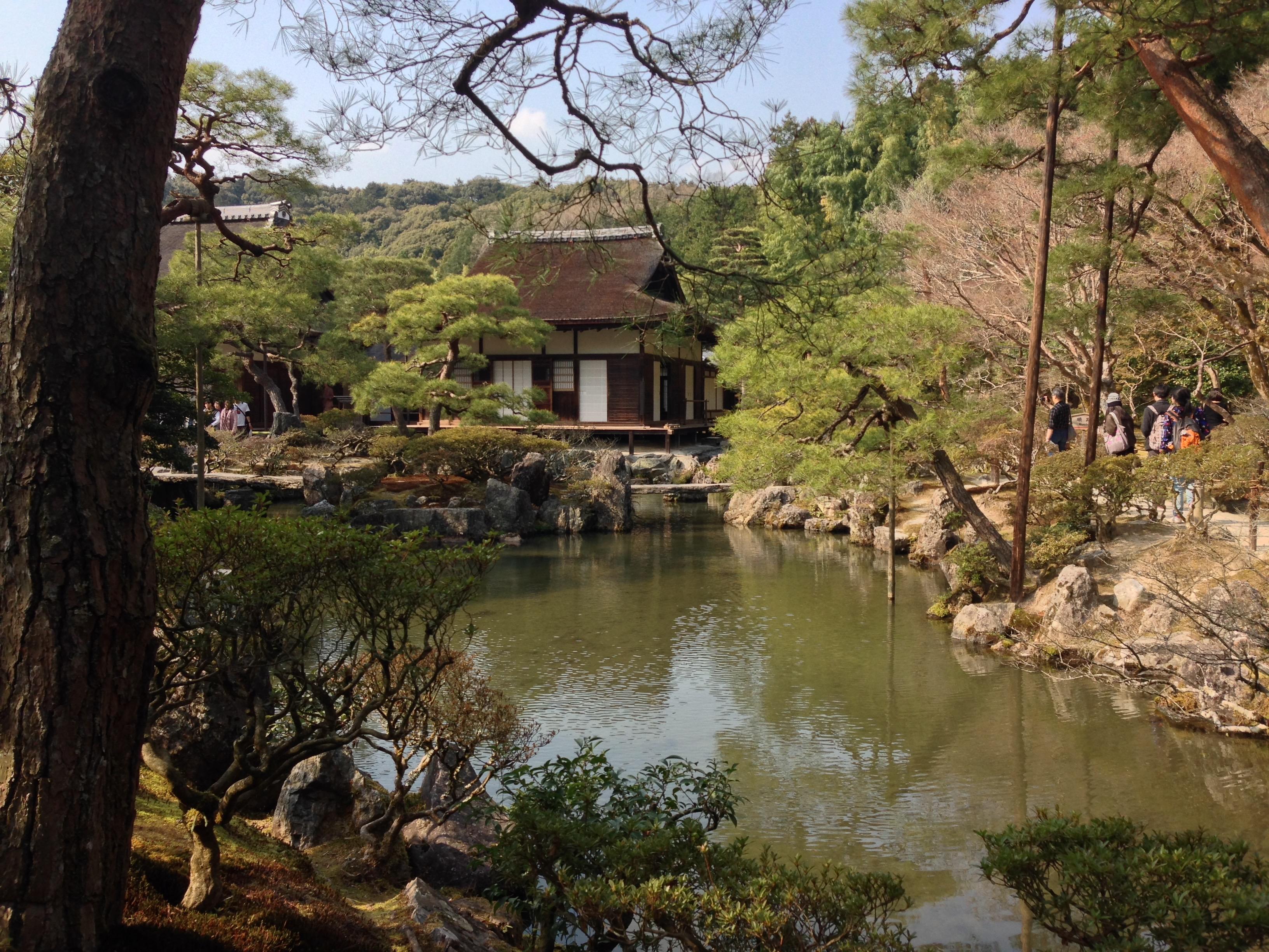 Il Tempio Ginkaku-ji