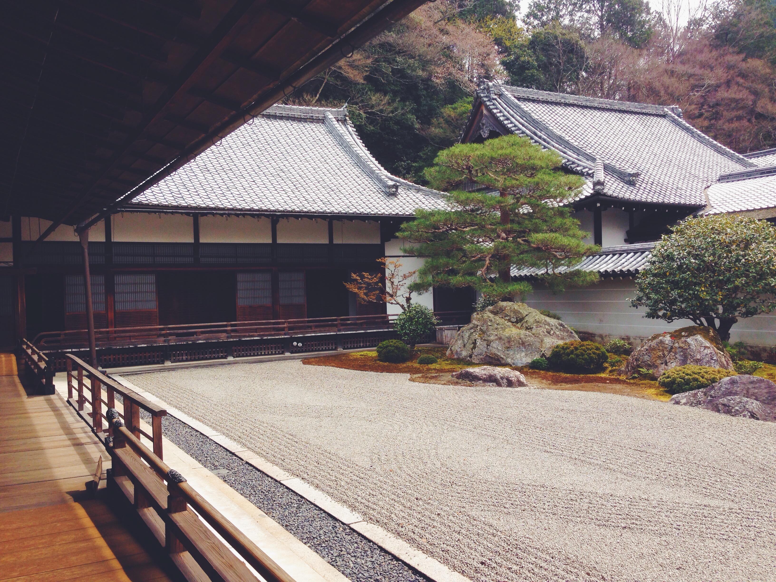 Il tempio di Nanzen-ji