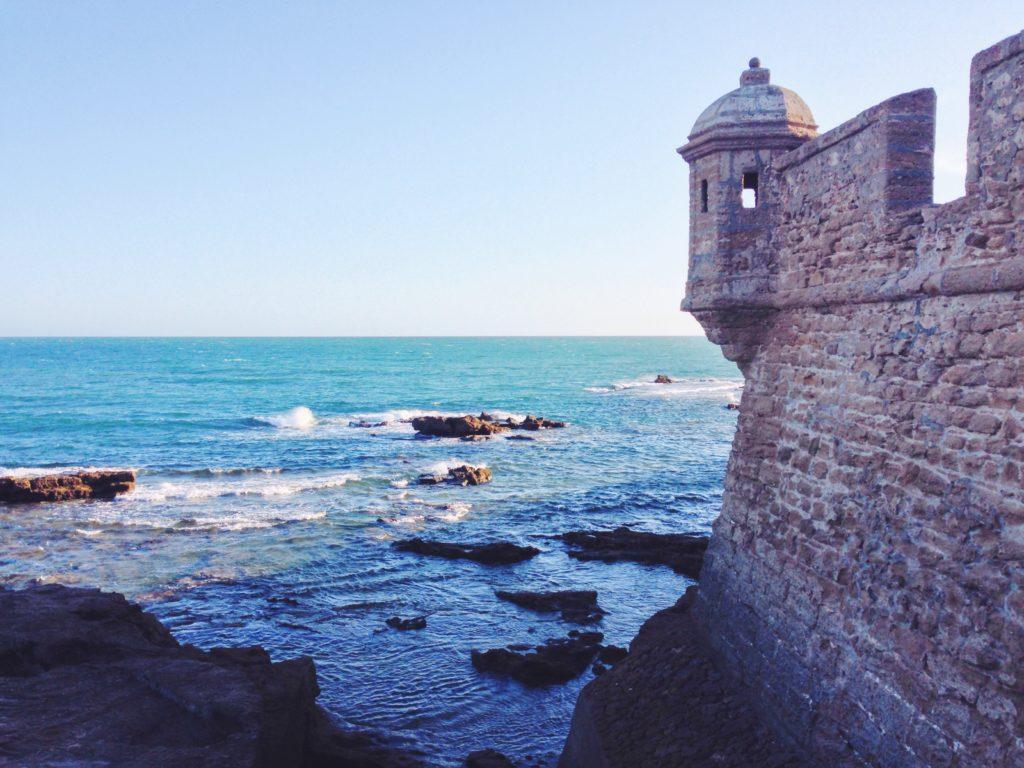 """""""Andalucía no es donde acaba Europa. Es donde empieza."""""""